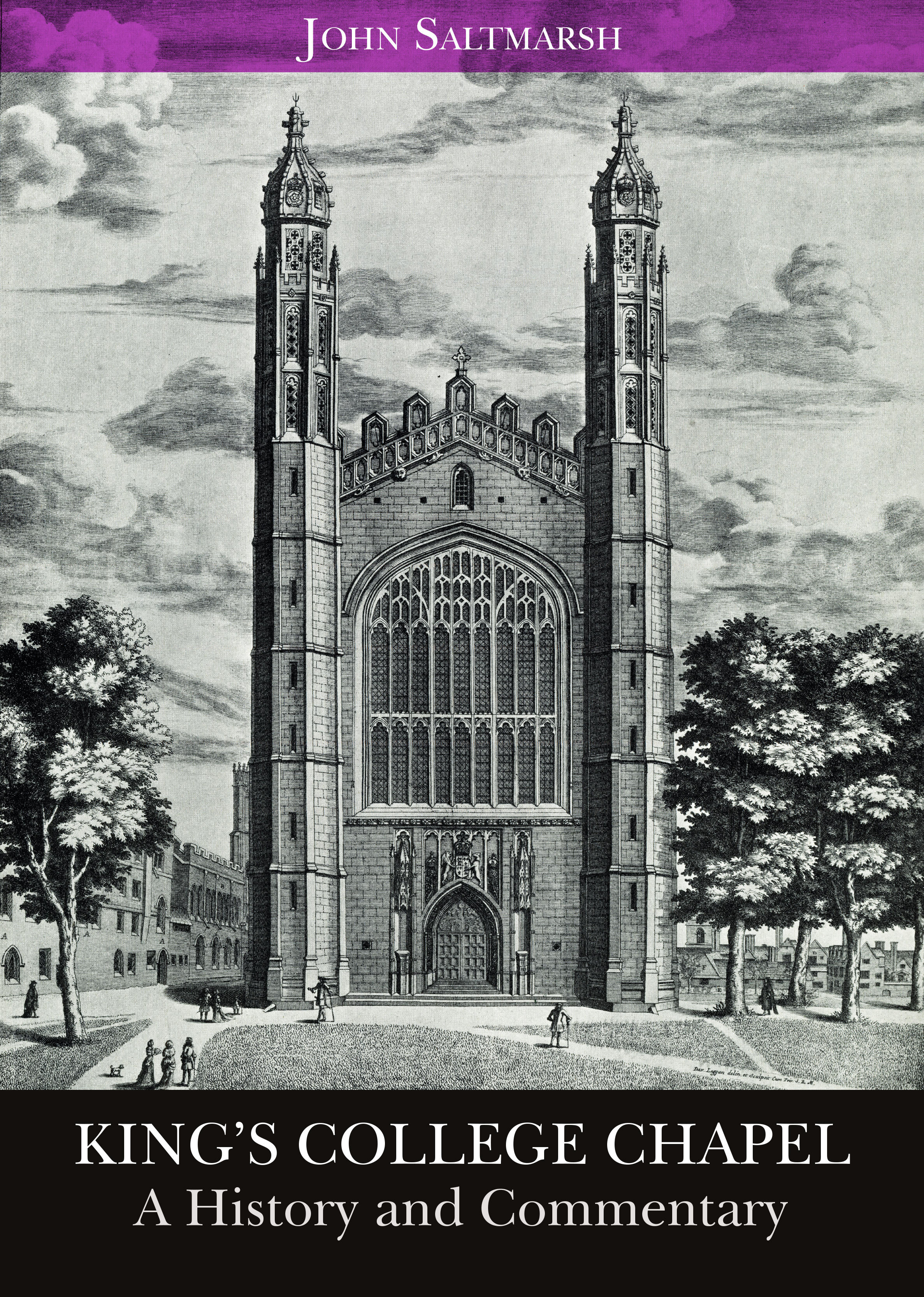 John Saltmarsh - King's College Chapel