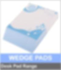 Branded Wedge Pads