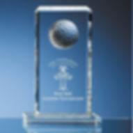 Golf Rectangle Award(SY1052)