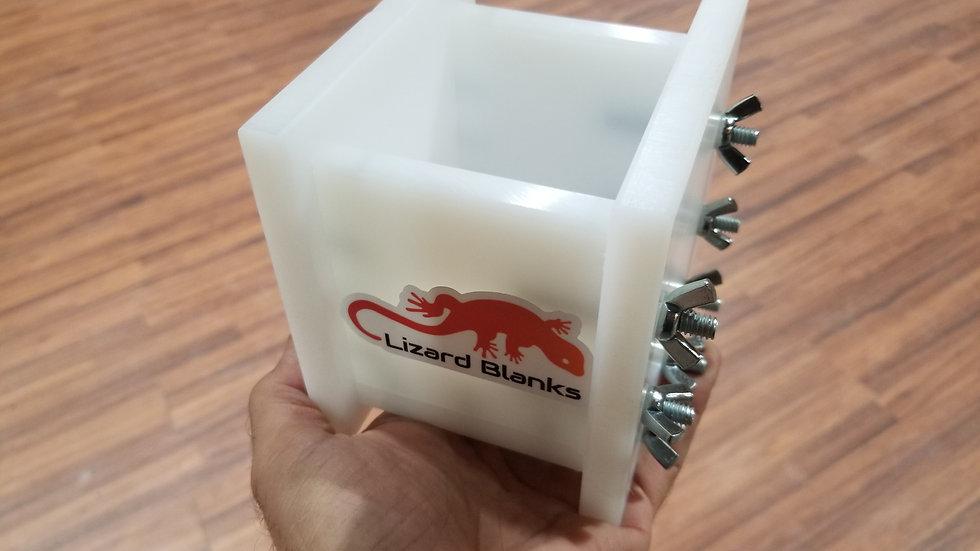 3x3x3 Hybrid Sphere Resin Casting Mold