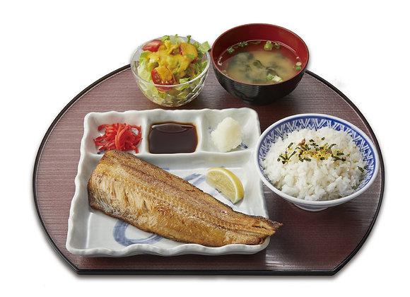 Hokke Shioyaki Set