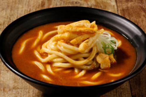 Basic curry noodle