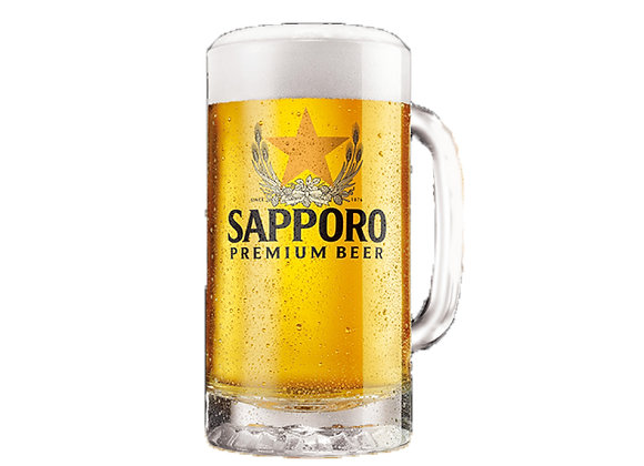 Draft Beer Sapporo