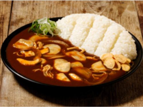 Mushroom hashed rice