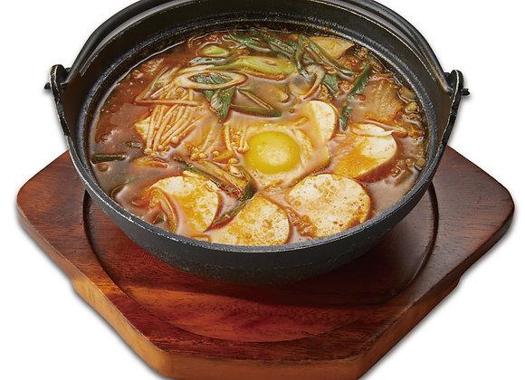 Kimchee Nabe