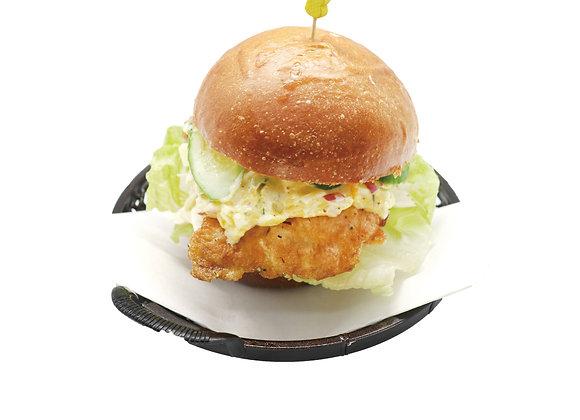 Chicken Nanban burger