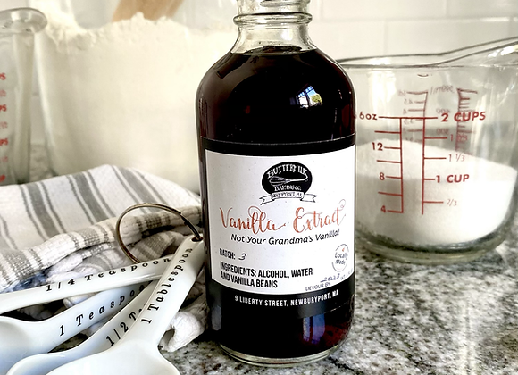 Our Own Vanilla Extract