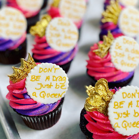 Drag Cupcakes