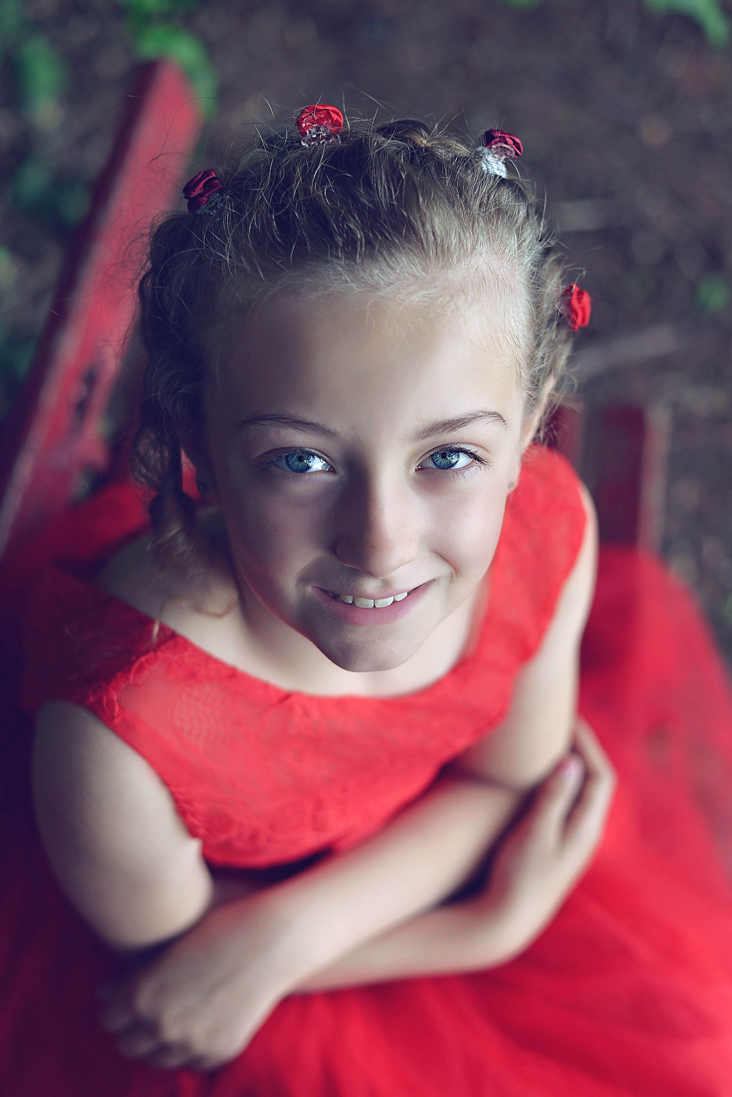 Kinder Portraits