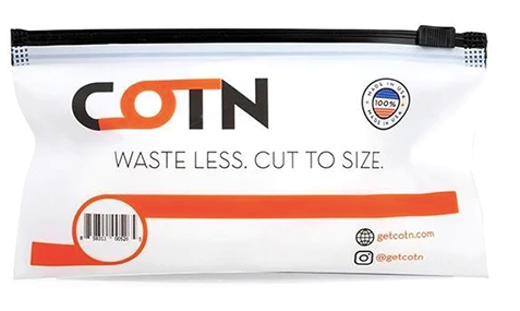 TheCoilMan COTN Cotton Lumps, Australia 2020.