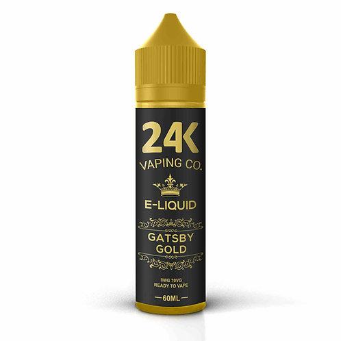24K E-Liquid or E-Juice 60ml