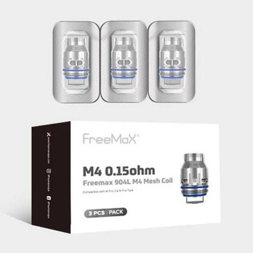 Freemax M Pro 2 904L Coils