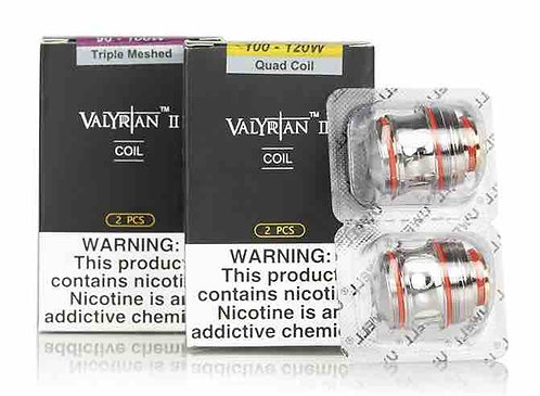 Uwell Valyrian 2 Coils photo by thecoilman australia