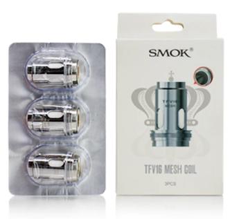 Smok TFV16 Coils, TheCoilMan Australia product photo.