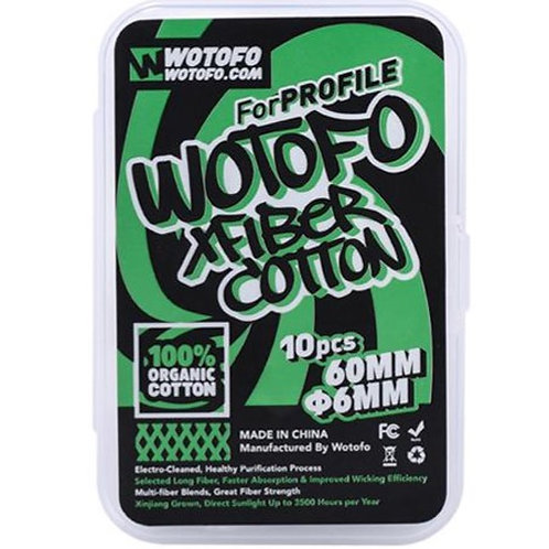 Wotofo Replacement Cotton