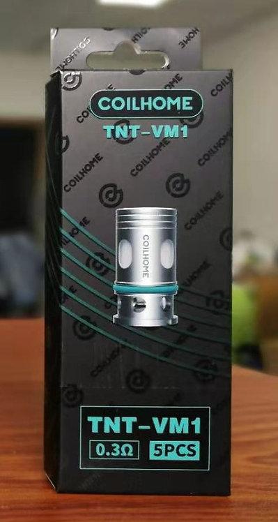 COILHOME TNT-VM1 Coils.