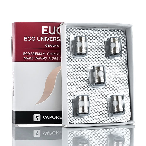 Vaporesso EUC Ceramic Vape Coils, TheCoilMan Australia product photo.