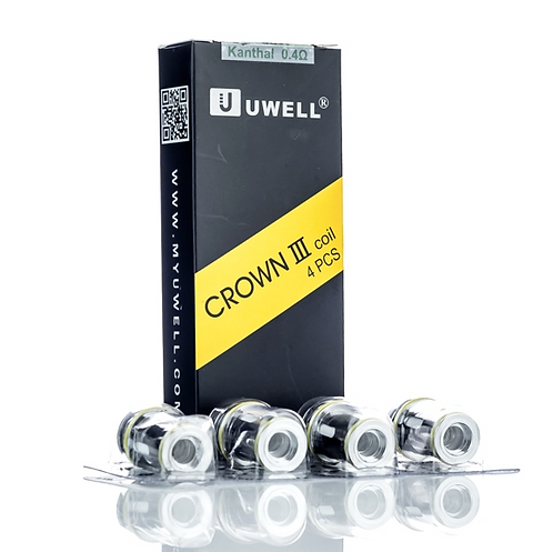 Uwell Crown 3 Coil photo for TheCoilMan australia.
