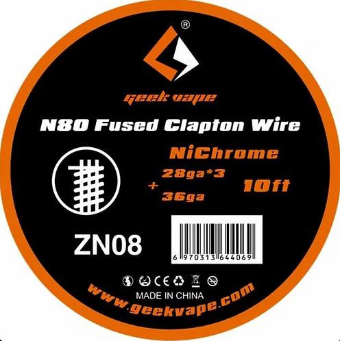 Geekvape N80 Fused Clapton Wire Spool