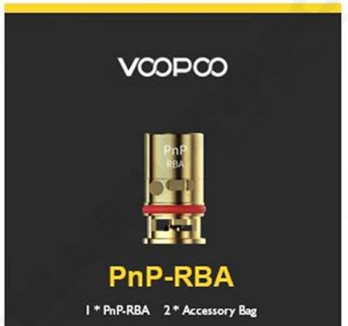 Voopoo PnP-RBA Accessories kit