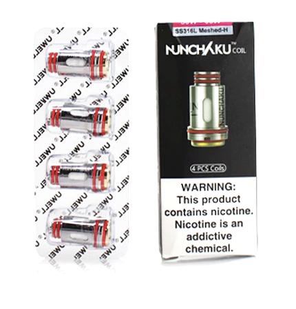 Uwell Nunchaku 2 coils, TheCoilMan Australia product photo.