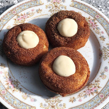 Carny Doughnuts