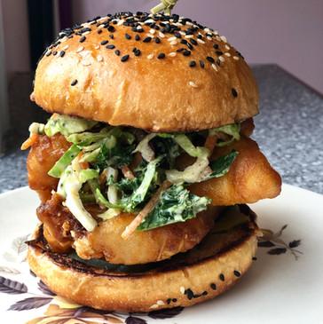 A Fish Called Wanda Burger
