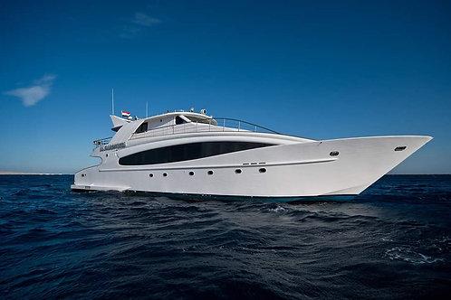 Luxury Motorboat - 12 Pax