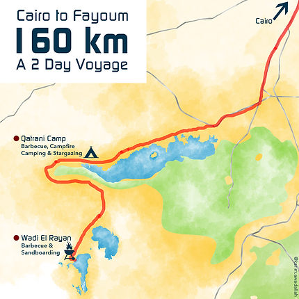 Cycling Fayoum Map.png