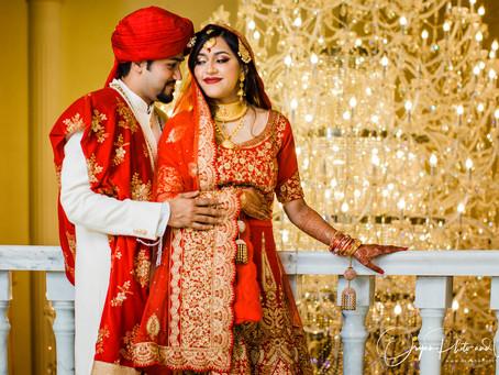 Nafee and Umreen's Wedding at Sans Souci Ballroom