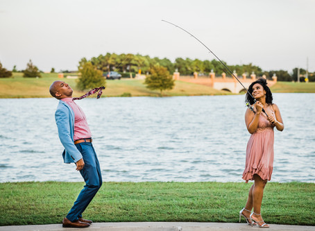 Krystal and George's Engagement session