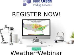 Blue Ocean's Weather Webinar