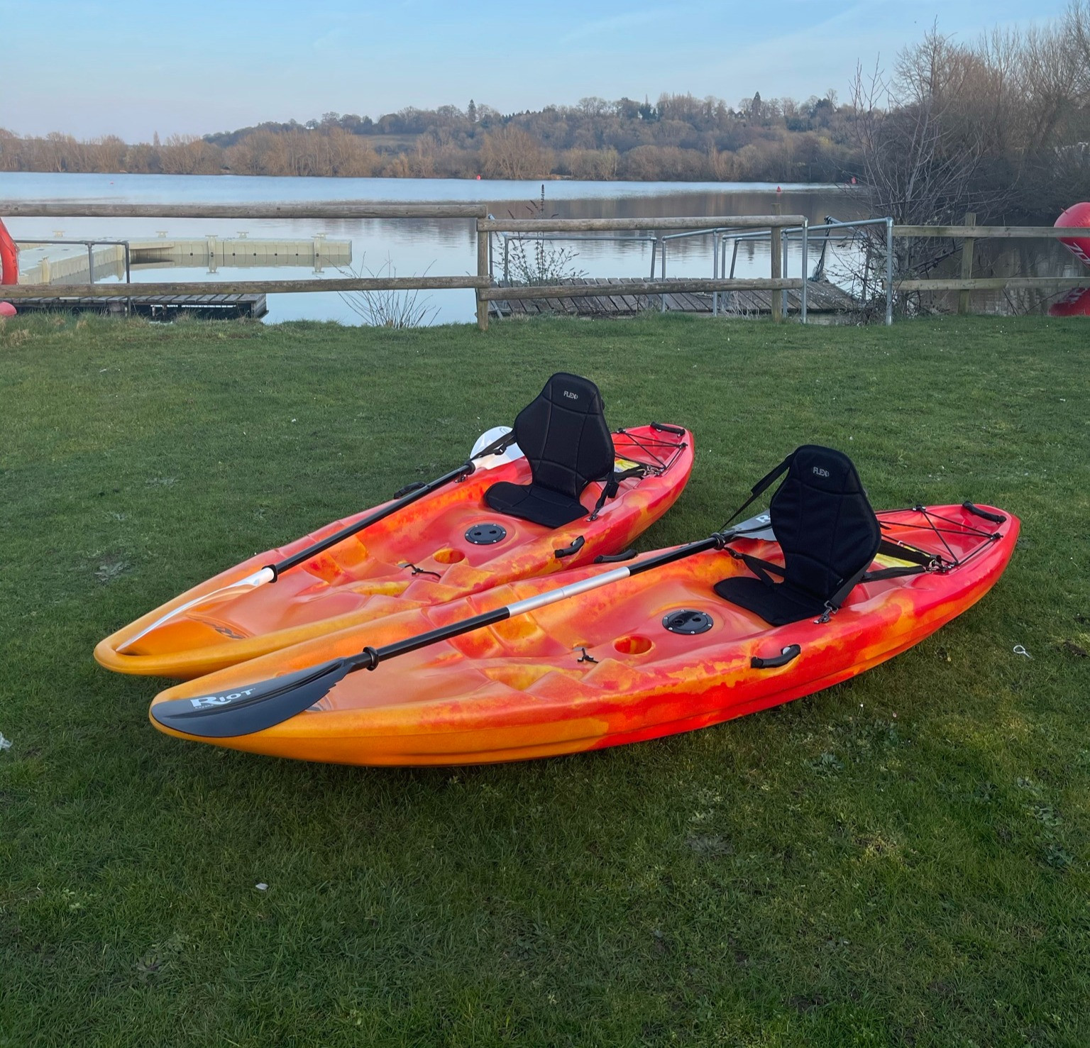 Kayak Hire - Single Kayak