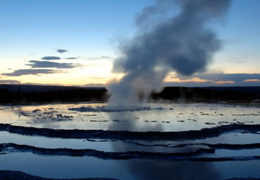 What is a Geyser: A Watercano