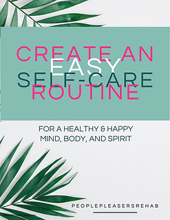 free pdf Create An Easy Self-Care Routin
