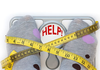 I hate the weighing scales help the EFT