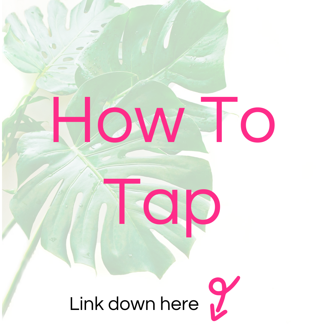 How To Tap