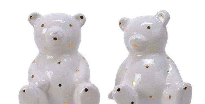 tirelire ceramique ours