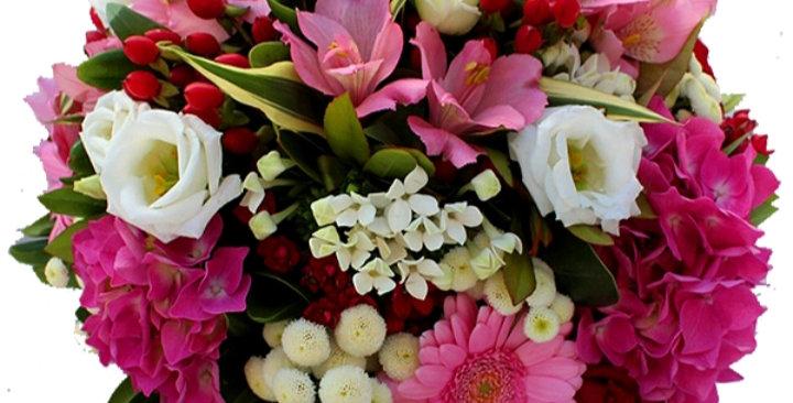 """Le bouquet """"L'Audacieux"""" moyen"""