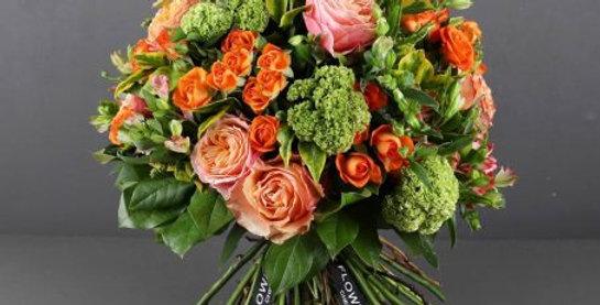 """Bouquet """"Alison"""" Livraison Offerte"""