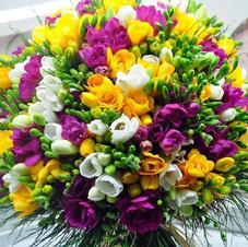 """Le Bouquet """"Arc en ciel"""""""