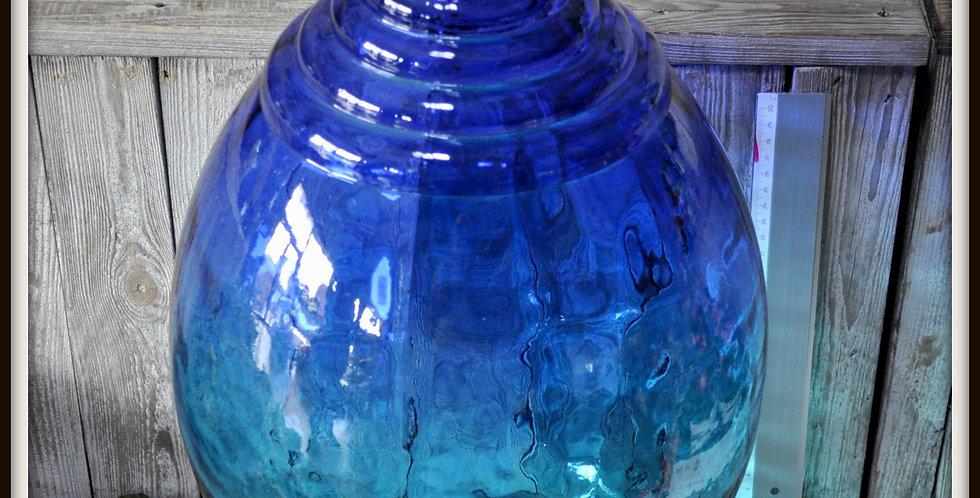 Vase en verre trempée design 50cm