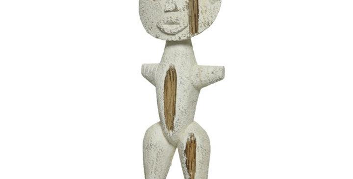 Statue bois albizia