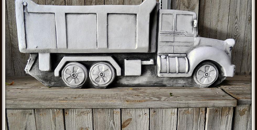 Camion en Pierre très lourd 60cm In/out