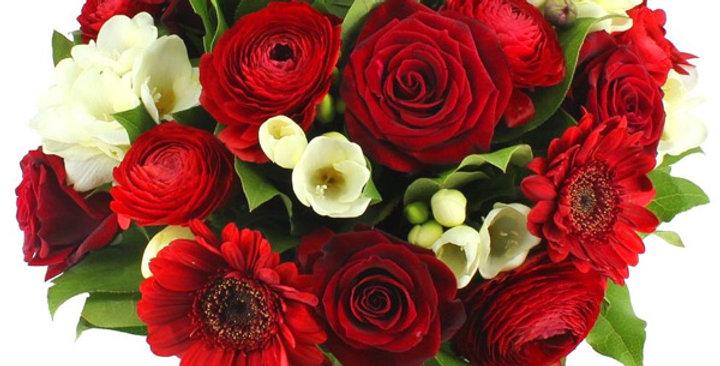 """Bouquet """" L amoureux """" moyen"""