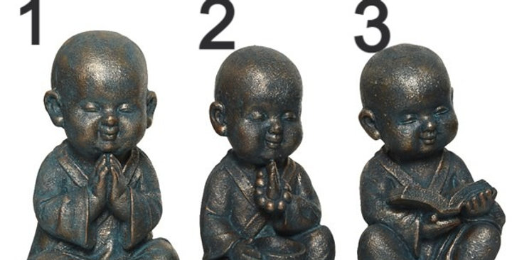 Figurines magnésium 3 choix