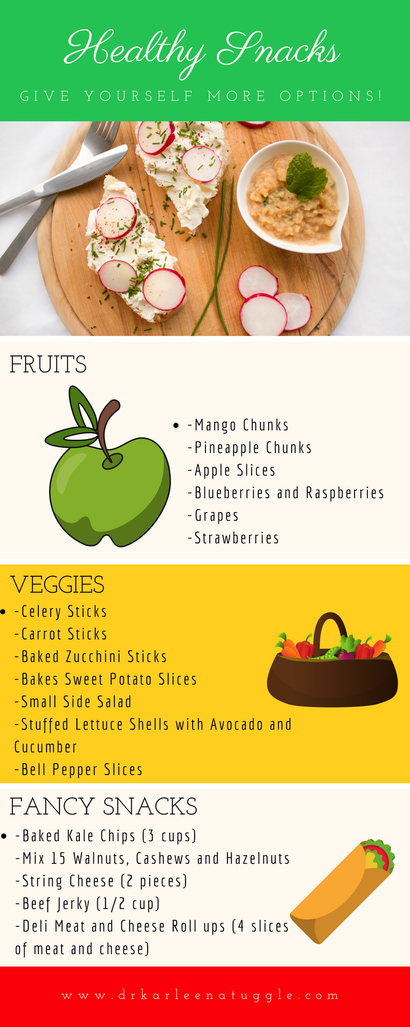 Healthy Snacks Bariatric