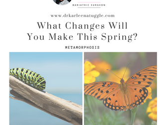 What Changes Will You Make This Spring?