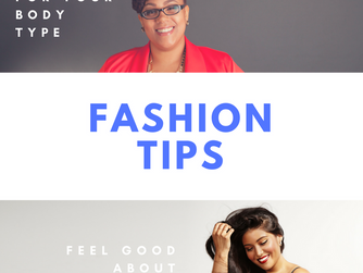 DRESSING RIGHT FOR YOUR BODY TYPE