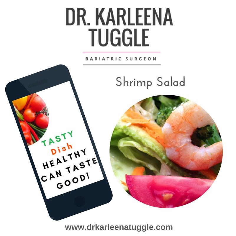 Shrimp Salad Bariatric